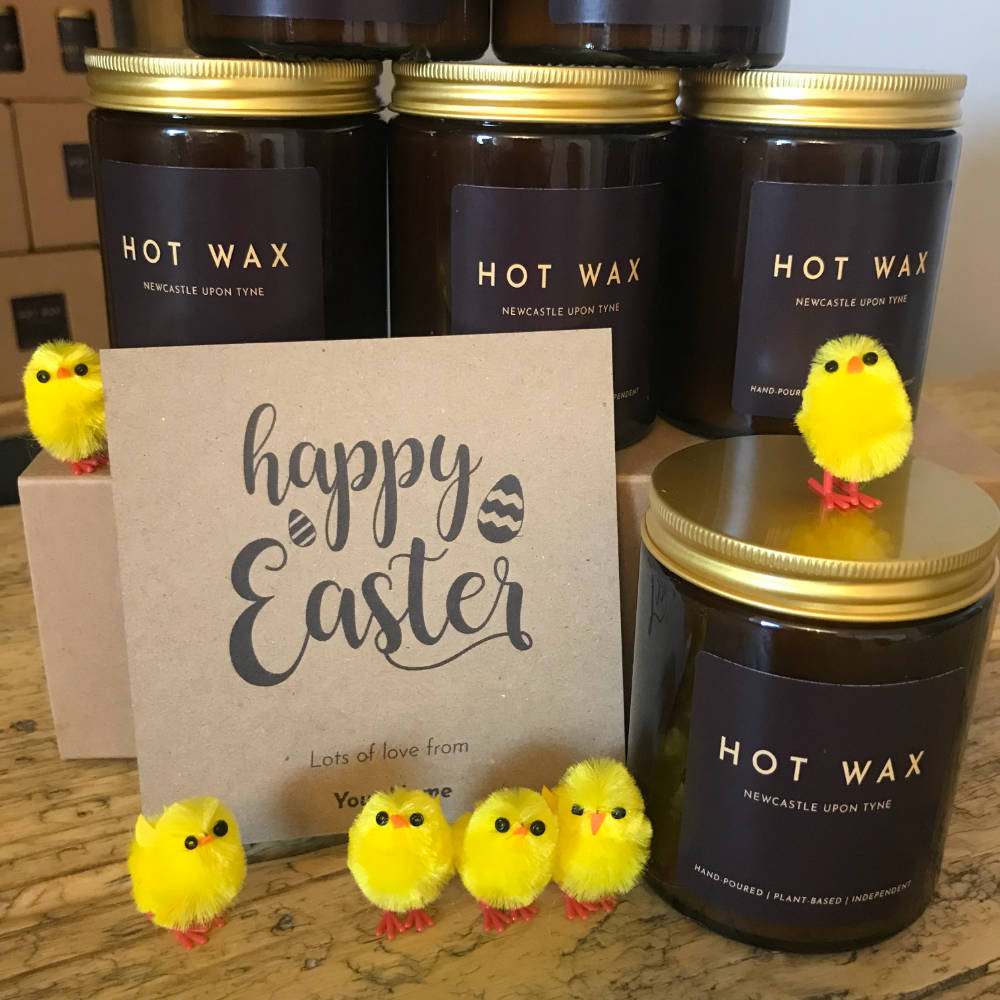 Soy Wax Candles UK