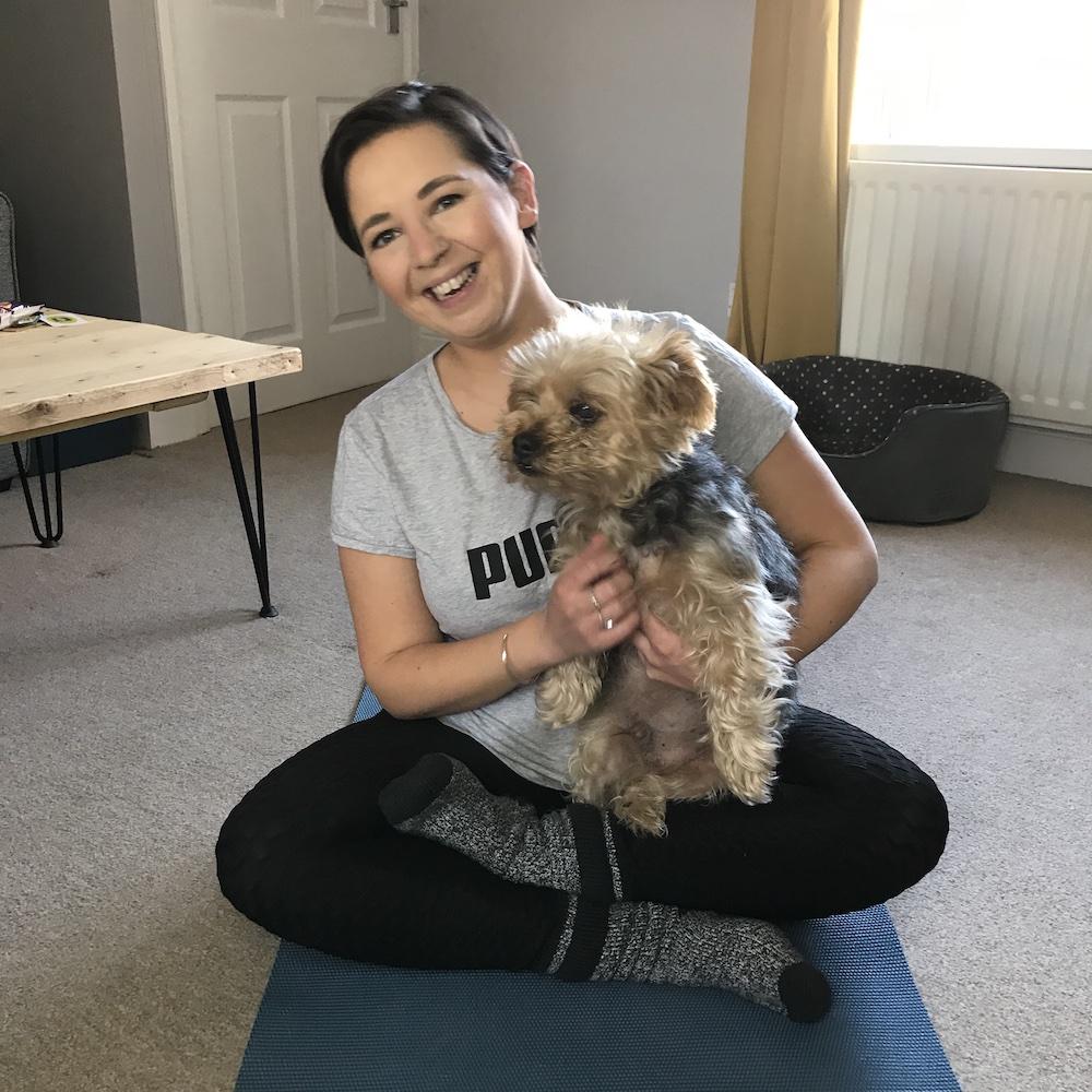 Helen Ince yoga