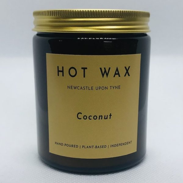 Coconut Scented CandleCoconut Scented CandleCoconut Scented Candle
