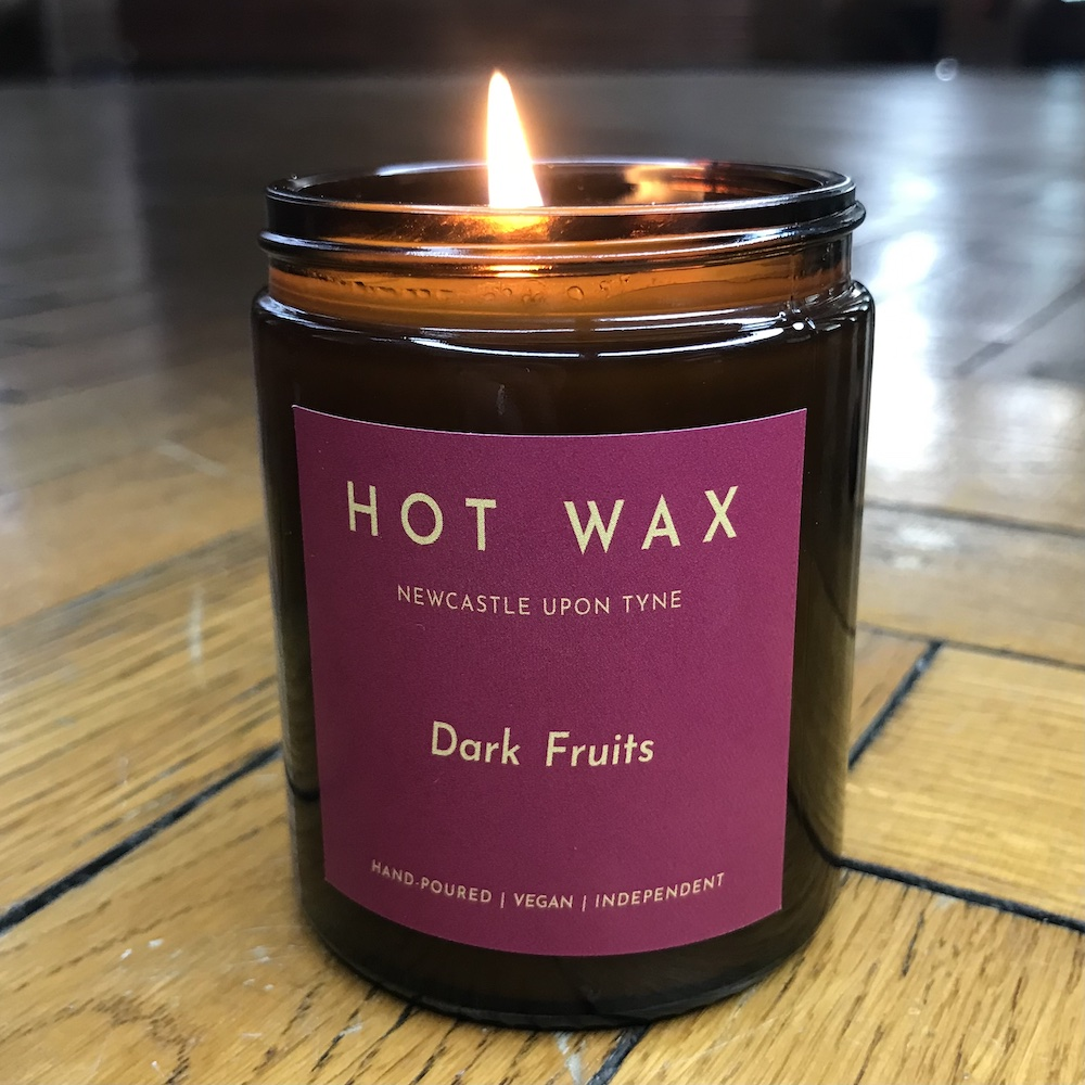 Dark Fruits Scented Candle